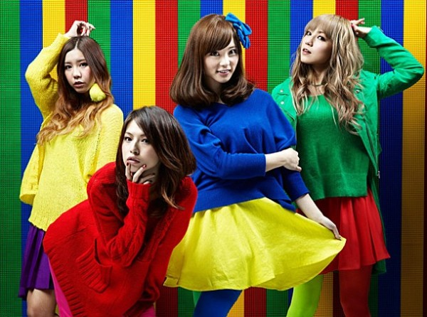 "SCANDAL to release the new single ""Awanai tsumori no Genki de ne"" on May!"