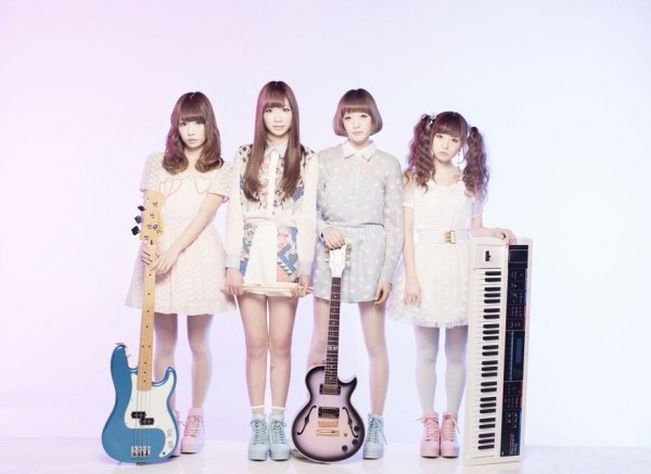 "Silent Siren unveiled the audio preview for their 1st album ""Start→"""