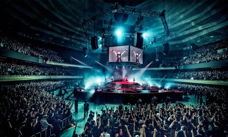 Ready for Wall of Death? BABYMETAL Reveals A Digest of Legendary Budokan Live!