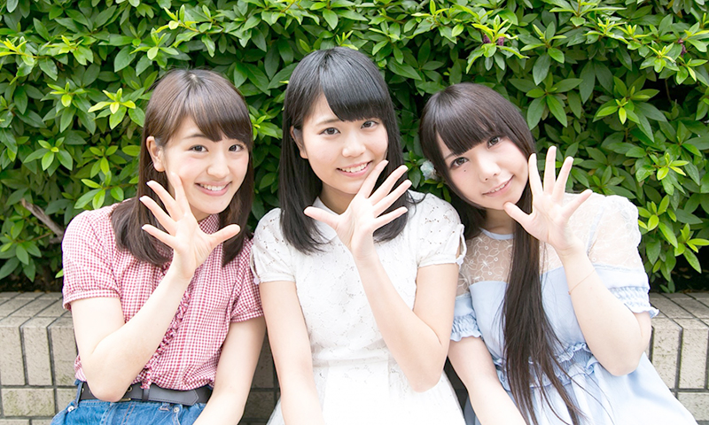 EXCLUSIVE INTERVIEW WITH TOP THREE IN THE RANKING AT CHEERZ #3 : MASHILO SUZUKAWA (STAND-UP! HEARTS), HONAMI YOKOI (FES☆TIVE), AND REINA TASAKI (NOTALL)