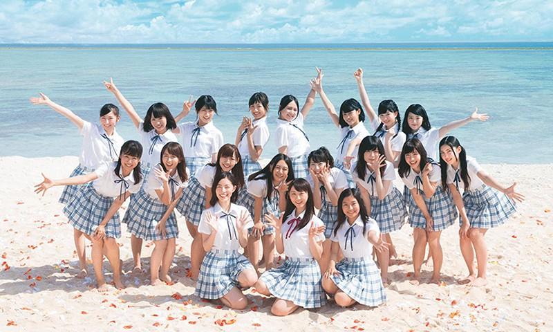 Lucky 7 Idols for Tokyo Idol Festival 2015? Check it Yo!